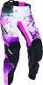 FLY RACING KINETIC WOMEN'S RACE MX PANTS PINK/PURPLE