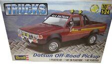 Revell Monogram  Nissan Datsun 4X4 Off-Road Pickup Model Kit 1/24