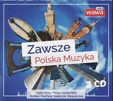 RADIO WAWA ZAWSZE POLSKA MUZYKA [2CD] 2017