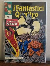 Fantastic Four #52 Italian 1st Black Panther! Currently 0 on CGC!!!