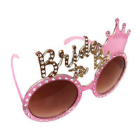 BRIDE TO BE PLASTIC GLASSES SUNGLASSES HEN PARTY ACCESSORY NOVELTY TEAM BRIDE