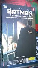 BATMAN-N°5-SHADOW OF THE BAT-DI ALAN GRANT-PLANETA DEAGOSTINI-NUOVO DA NEGOZIO