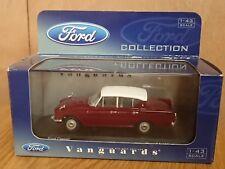 Corgi VA03506 Ford Classic Imperial Maroon Ltd Edition of 3400