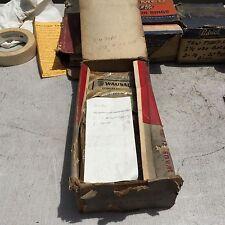 U.S. old car, 4 1/8 inch piston rings; short 3 rings. STD to +019.  Item:  3838