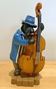 "Rob Harrop ""DP139 Swinging Scottie McTavish"" - Crazy Ragtime Band Bass Player"