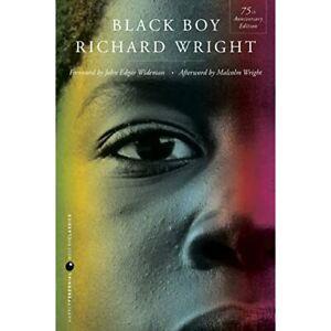 Black Boy [seventy-Fifth Anniversary Edition] - Paperback / softback NEW Wright,