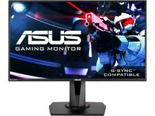 "ASUS VG278Q 27"" Full HD 1080p 144Hz 1ms Eye Care G-SYNC compatible Gaming Monito"