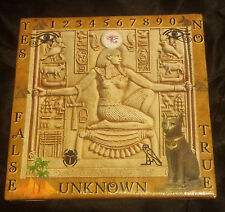 "Pendulum Tile Board-3 Pieces Set  ""Egyptian Night Calls"" wicca, ouija, witch"
