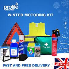 Standard Car Winter Travel Kit Dad Man Gift Present Breakdown Safety Christmas