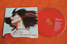 CD SINGLE MURDER ON THE DANCEFLOOR - ELLIS BEXTOR SOPHIE - 2 Tracks
