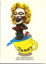 Madonna: Boy Toy/ Blonde Ambition Tour; WeHo Abbey Rare LA Billboard Postcard
