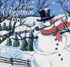 All-Time Christmas Favorites, Vol. 1 by Various Artists (CD, Sep-1993, MCA)