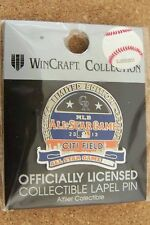 2013 Colorado Rockies AS All-Star Game Fan CitiField pin MLB AS citi field Mets