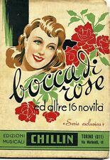 Serie Esclusiva # BOCCA DI ROSE ED ALTRE 16 NOVITÀ # Chillin