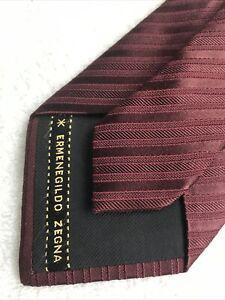 ermenegildo zegna tie New 9 Cm Cotton And Silk