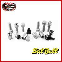 Anti-theft bolts wheels E FIAT Uno Turbo IE Key ES 19 M12X1,25 L35