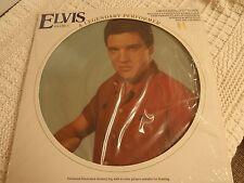 ELVIS PRESLEY RCA LP A LEGENDARY PERFORMER VOLUME 3  PICTURE DISC