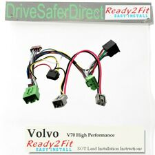 ISO-SOT-8583-v Cable for Parrot CK3000 Volvo V70 07- High Performance Sound