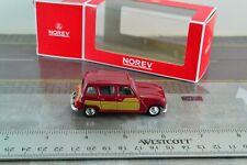 Norev 310505 Renault 4 Parisienne Car Burgundy Metal 1/64 Scale