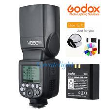 Godox V860Ii-O 2.4G Ttl Hss Flash Speedlite For Olympus Panasonic Camera + Gift
