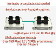 Plug & Play Saab 9-3 55565020 ECU ECM Replacement Cloning Service -Unit Provided