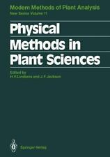 Physical Methods in Plant Sciences 11 (2011, Paperback)