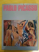 LIBRO HANS L JAFFE' - PABLO PICASSO i maestri del novecento - SADEA SANSONI 1969