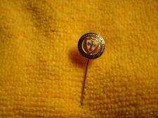 Old 1940's A. Portugesa De Desportos Sao Paulo Brazil  pin badge Football soccer