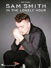 Sam Smith In the Lonely Hour Sheet Music Easy Piano Book NEW 000145765
