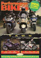 PB 87-06 Honda NR750 GPX750 GSX-R750 FZ750 VFR750 CBR1000 Spondon FZ400