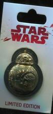 Star Wars The Last Jedi Force Friday BB-8 LE Disney Pin 124442