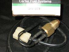 NOS #342-019 Carter Sensor