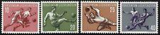 Liechtenstein - 1954 - Sport - Unificato n.284/287 - nuovi (MNH)
