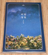OH MY GIRL Secret Garden 비밀정원 CONCERT OFFICIAL GOODS PHOTO POSTCARD BOOK NEW