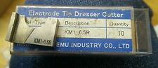 Km1-6.5R welding tip cutters