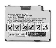 New Oem Original Sony Ericsson Z600 Z608 S710a S700i Battery Bst-27