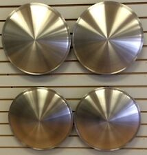 "16"" RACING DISK Full Moon CUSTOM Hubcap Wheelcover SET of 4"