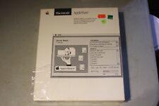 New in Sealed Box Apple Macintosh Mac Appleshare M0548 Software