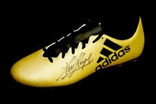 *New* Kevin Keegan Hand Signed Adidas Football Boot