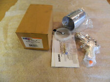 New GRAVITY FEED Devilbiss finishline PRI-601G-18 spray gun and cup NEW