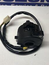 Suzuki PE250 400 Light Switch Assy Handle l/h. NOS 37400-41420. Genuine