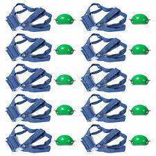 10 Dental Orthodontic Headgear High Pull Gear Withrigid Chin Cap Strap Big Size Xn