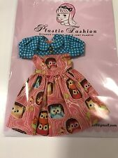 Blythe Doll Owl Dress By Plastic Fashion On Etsy, New, Never Worn, OOAK