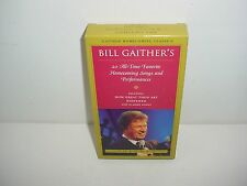 Bill Gaithers 20 All Time Favorite Homecoming Songs Volume 2 VHS Video Tape