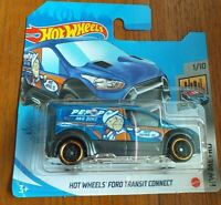Hot Wheels Ford Transit Connect Blue HW Metro 2021 New