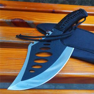 Tomahawk Army Outdoor Tactical Camping Machete Hand Tools Knife Fire Hatchet Axe