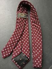 PAUL SMITH INGLESE COLLEZIONE Cerchio cravatta con motivi - 9cm Lama