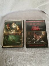 Pirates Of the Caribbean Dead Mans Chest, Public Enemies, The Movies On Dvd.