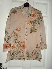 New Look Blouse Polyester Floral Tops & Shirts for Women