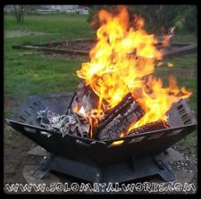"36"" Hexagon Modular Fire Pit Kit"